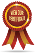 View Our Certificate